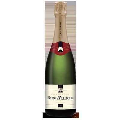 Champagne baron de villebourg