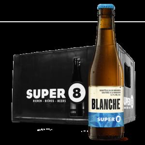SUPER 8 Blanche